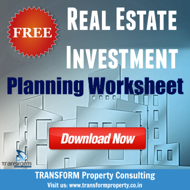 FREE Real Estate Investment Planning Worksheet