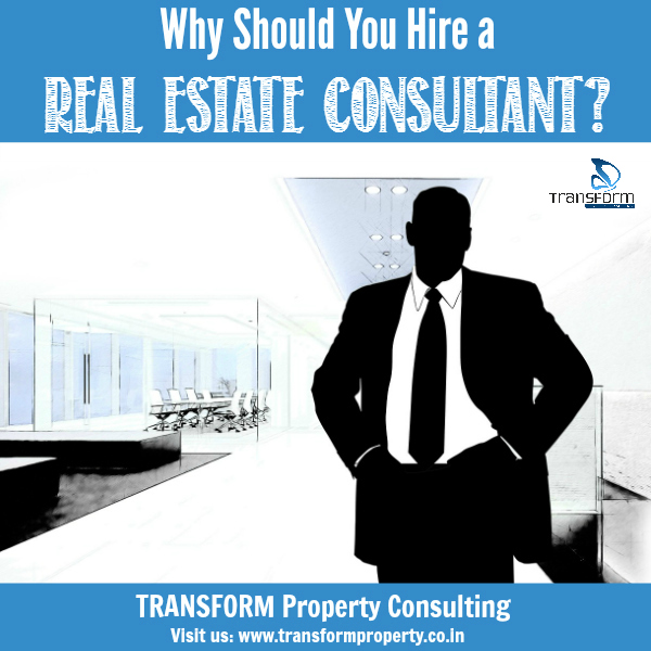 Why Should You Hire a Real Estate Consultant?