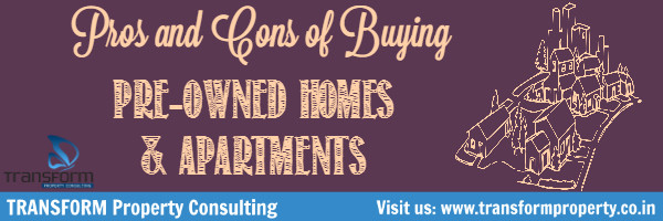 Pros and Cons of Buying Pre-Owned Homes and Apartments