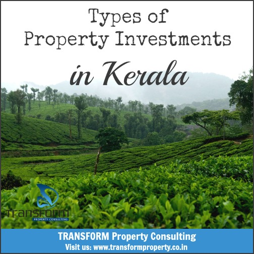Types of Property Investments in Kerala