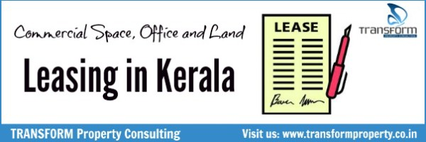 Commercial Space, Office and Land Leasing in Kerala