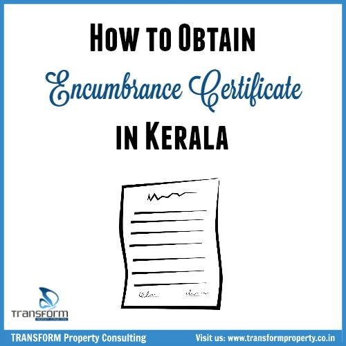 How to Obtain Encumbrance Certificate in Kerala