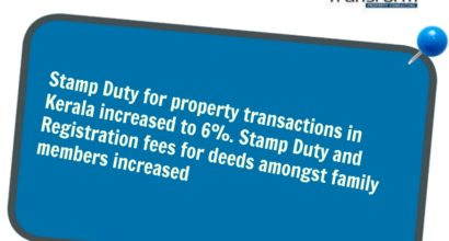Stamp Duty for Property Transactions in Kerala