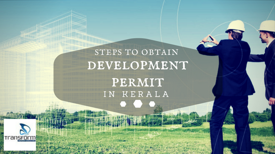 steps to obtain a development permit in Kerala