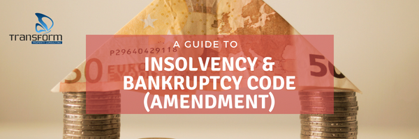 Insolvency and Bankruptcy code (Amendment) Ordinance - 2018