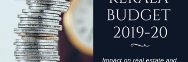 Kerala Budget 2019-2020